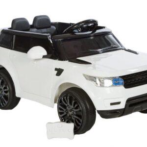 azeno rapid racer hvid elbil børn
