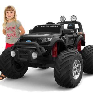 Ford Monster Truck elbil børn