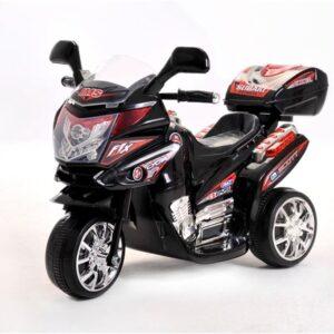 azeno night rider sort elmotorcykel børn