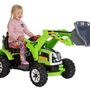 azeno power traktor eltraktor børn